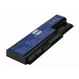 Batterie ordinateur portable BT.00607.016 pour (entre autres) Acer Aspire 5220, 5310, 5520, 5710, 5720 - 4400mAh
