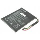 Batterie ordinateur portable C22-EP101 pour (entre autres) Asus Eee Pad Transformer TR101, FT101 - 3300mAh