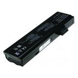 Batterie ordinateur portable L51-4S2200-S1S5 pour (entre autres) Advent 7109A, Uniwill L51 - 4400mAh