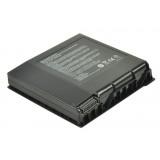 Batterie ordinateur portable LC42SD128 pour (entre autres) Asus G74 - 5200mAh