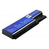 Batterie ordinateur portable BT.00804.025 pour (entre autres) Acer Aspire 5310, 5520, 5710, 5920 - 5200mAh