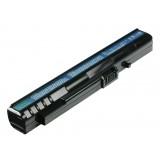 Batterie ordinateur portable UM08B32 pour (entre autres) Acer Aspire One (3 Cell Black) - 2300mAh