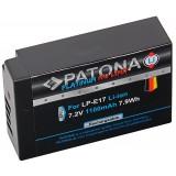 Batterie LP-E17 pour appareil photo Canon