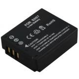 Batterie CGA-S007 / CGR-S007E pour appareil photo Panasonic
