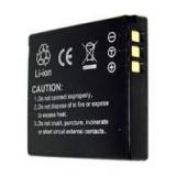 Batterie DMW-BCE10E / CGA-S008 pour appareil photo Panasonic