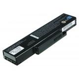 Batterie ordinateur portable 1EV-256 pour (entre autres) Asus A9 - 4800mAh