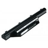 Batterie ordinateur portable FPCBP177 pour (entre autres) Fujitsu Siemens LifeBook S7210 - 5200mAh