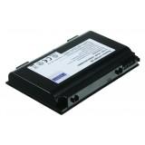 Batterie ordinateur portable FPCBP198 pour (entre autres) Fujitsu Siemens LifeBook A6210 - 4600mAh